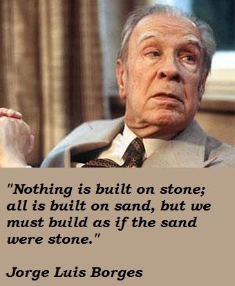 Jorge Luis Borges's quote #3
