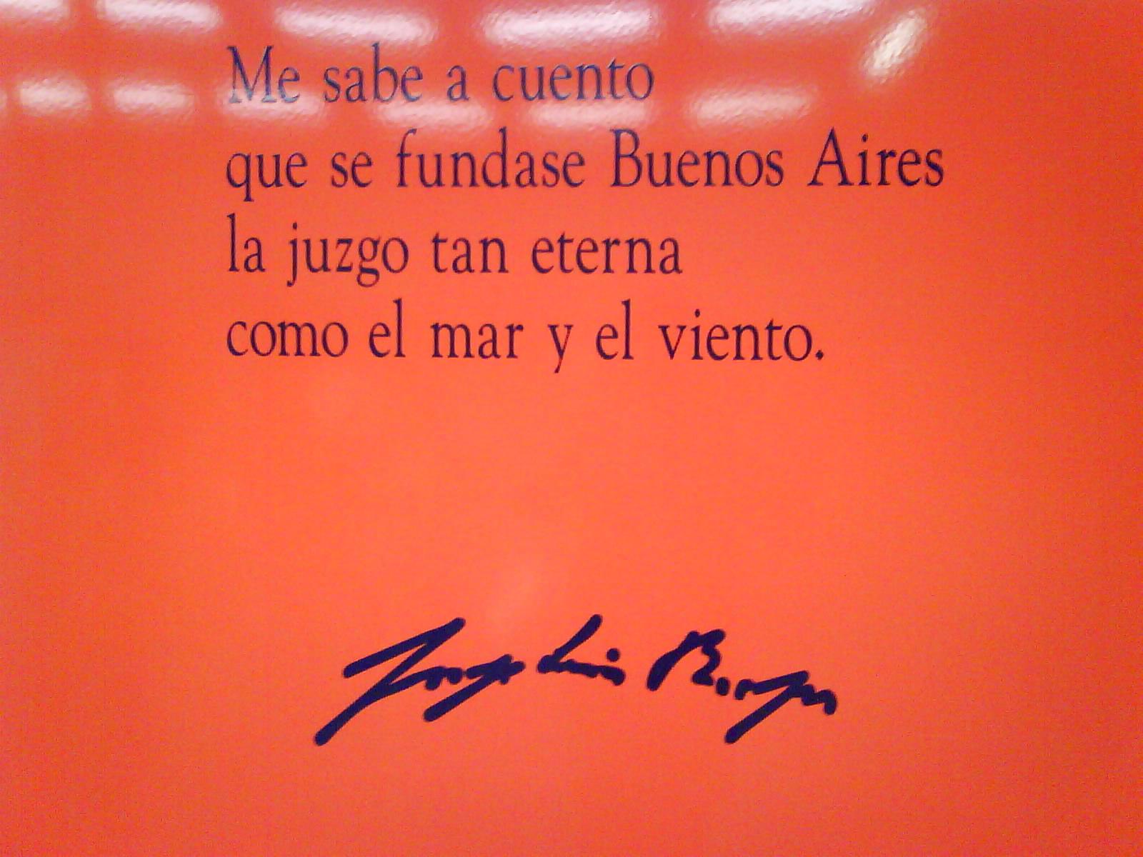 Jorge Luis Borges's quote #7