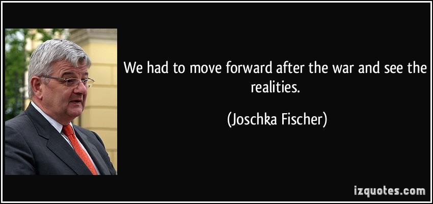 Joschka Fischer's quote #1