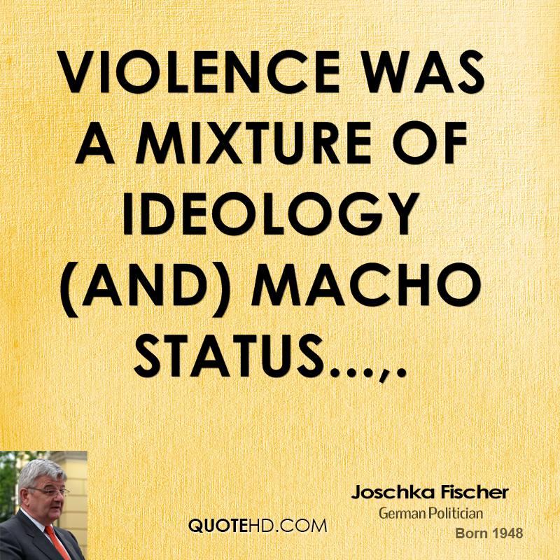 Joschka Fischer's quote #5