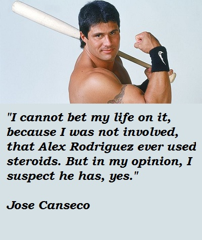 Jose Canseco's quote #3