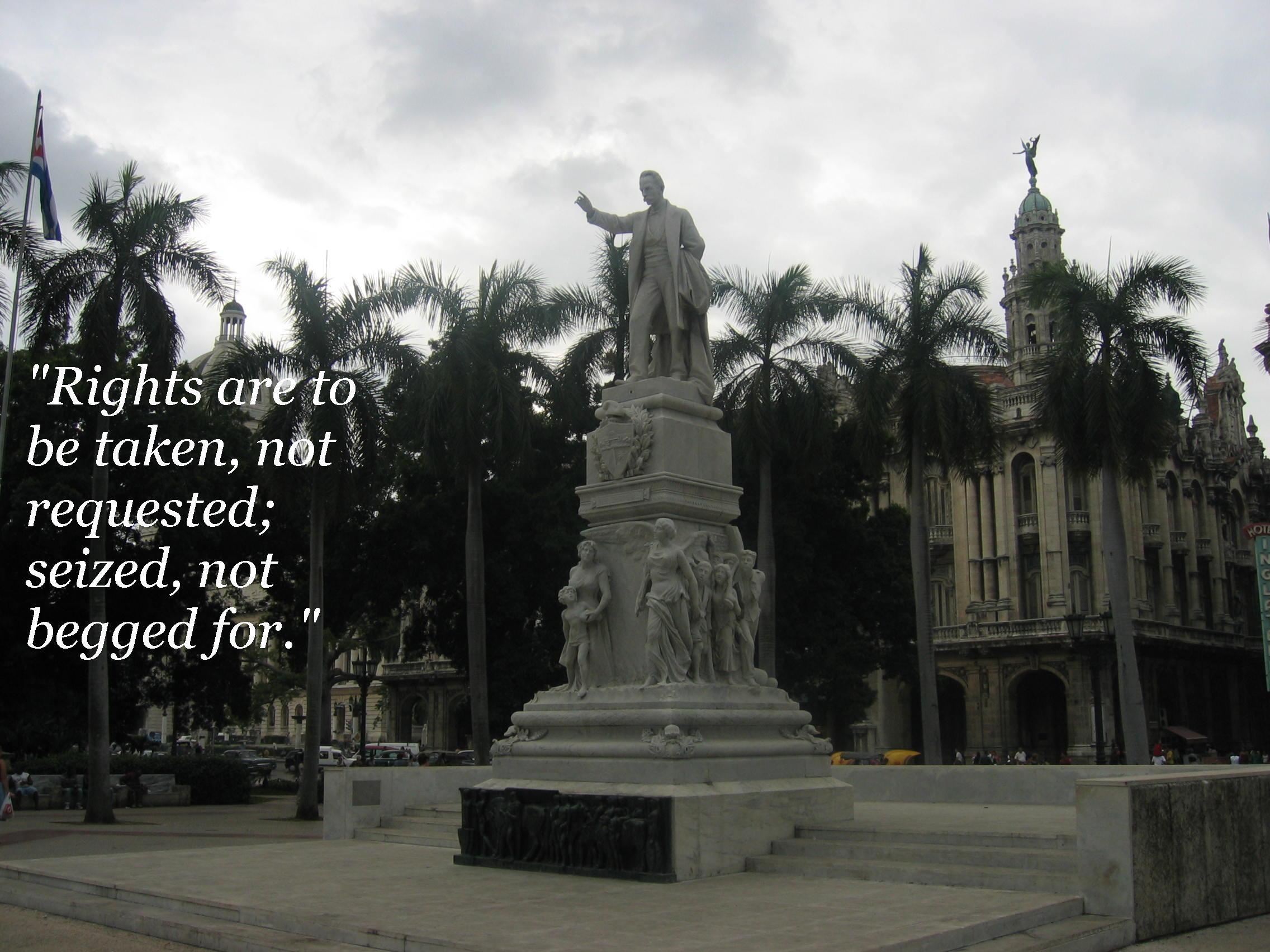 Jose Marti's quote #1