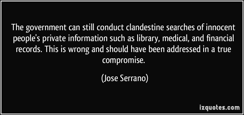Jose Serrano's quote #5