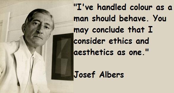 Josef Albers's quote #3