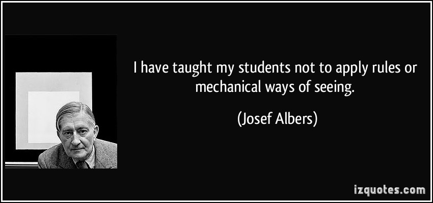 Josef Albers's quote #6