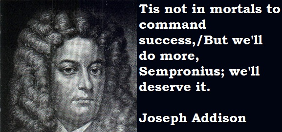 Joseph Addison's quote #6