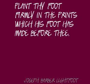 Joseph Barber Lightfoot's quote #1