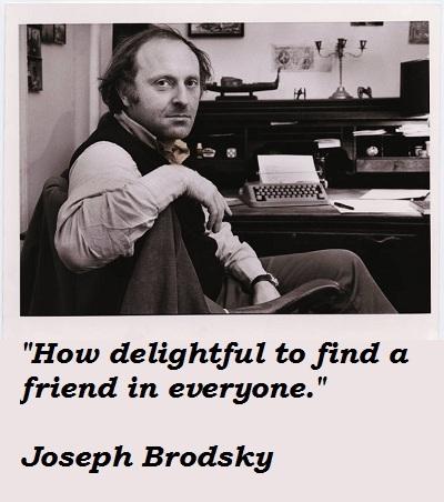 Joseph Brodsky's quote #5