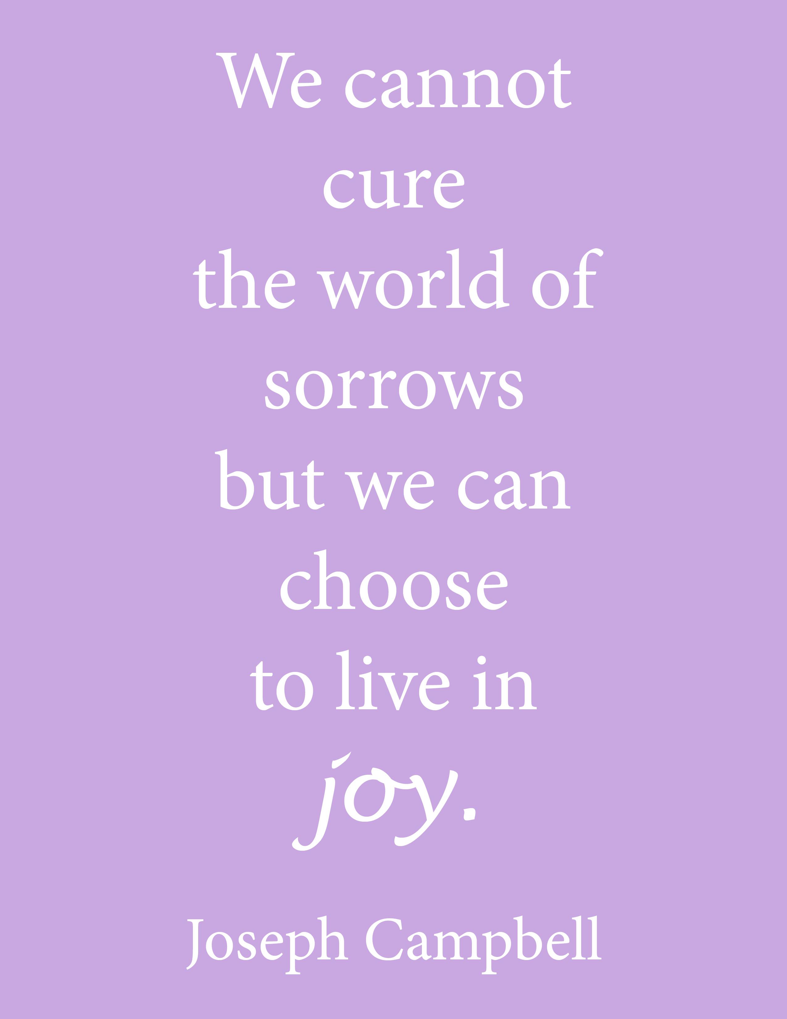 Joseph Campbell's quote #5