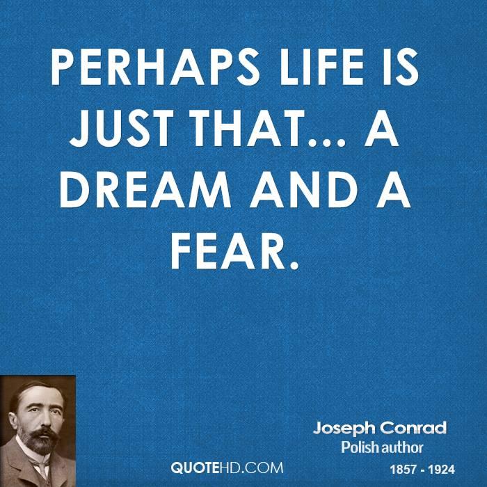 Joseph Conrad's quote #3