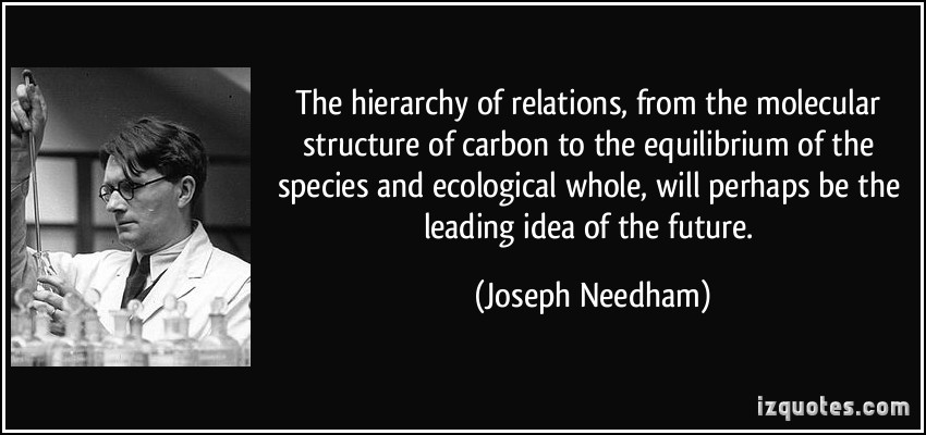 Joseph Needham's quote #5