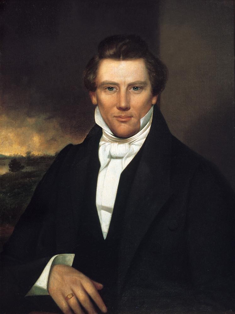 Joseph Smith, Jr.'s quote #2