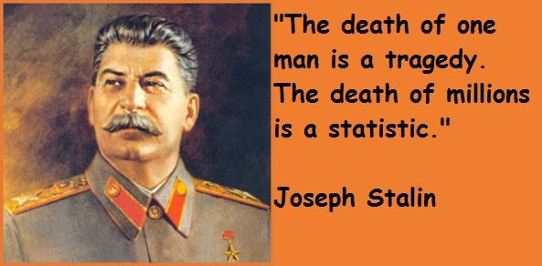 Joseph Stalin's quote #1