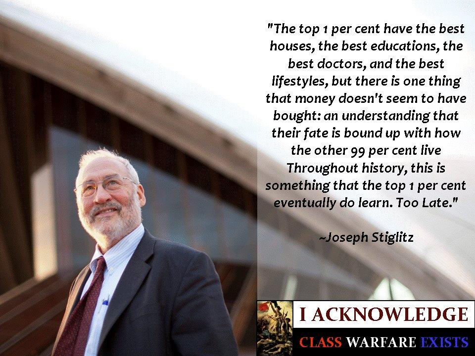 Joseph Stiglitz's quote #1