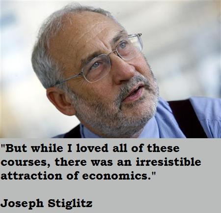 Joseph Stiglitz's quote #2