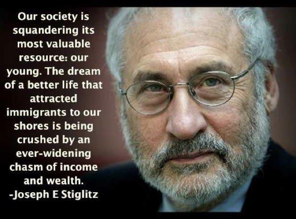 Joseph Stiglitz's quote #4