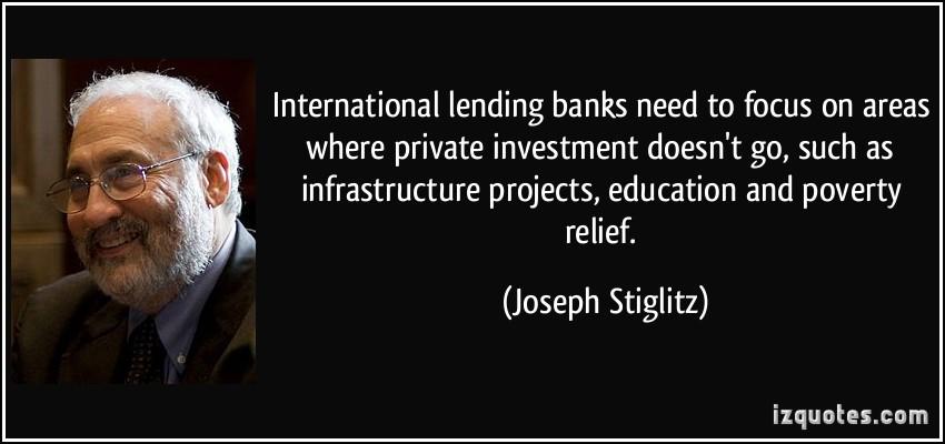 Joseph Stiglitz's quote #5