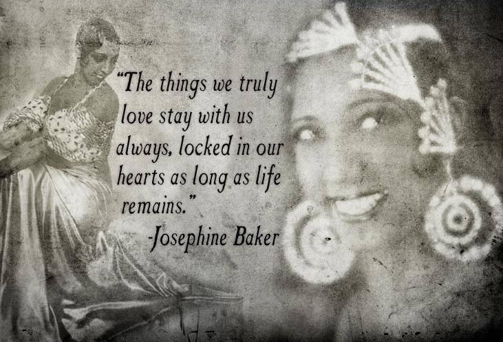 Josephine Baker's quote #2