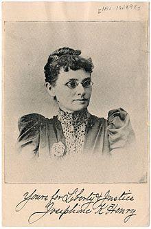 Josephine K. Henry's quote #1