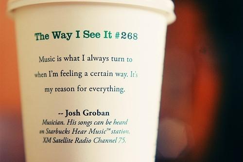 Josh Groban's quote #7