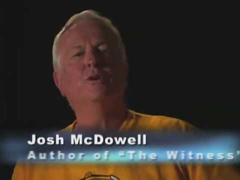 Josh McDowell's quote #2