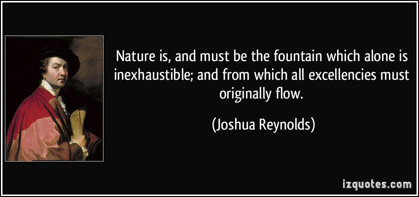 Joshua Reynolds's quote #1