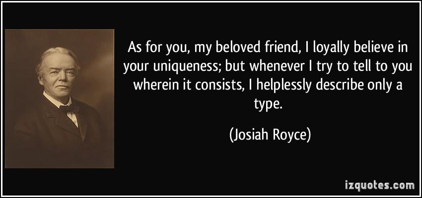 Josiah Royce's quote #3