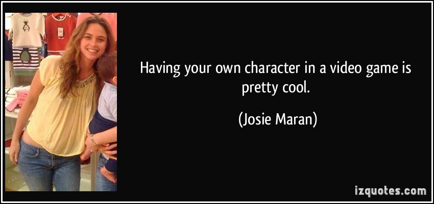 Josie Maran's quote #7