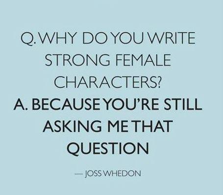 Joss Whedon's quote #1