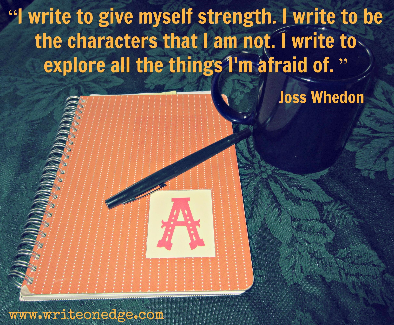 Joss Whedon's quote #2