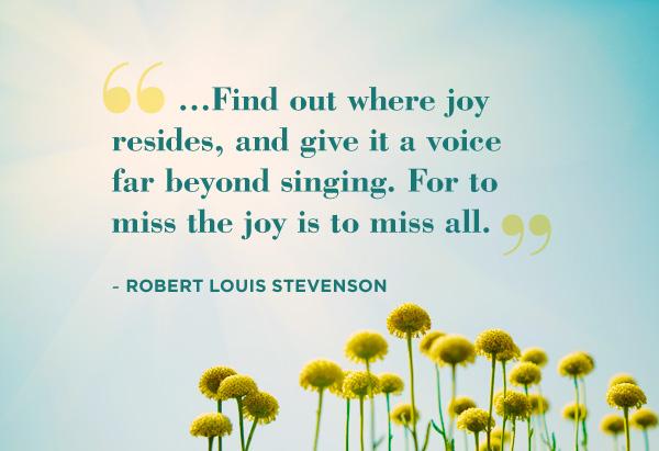 Joy quote #3