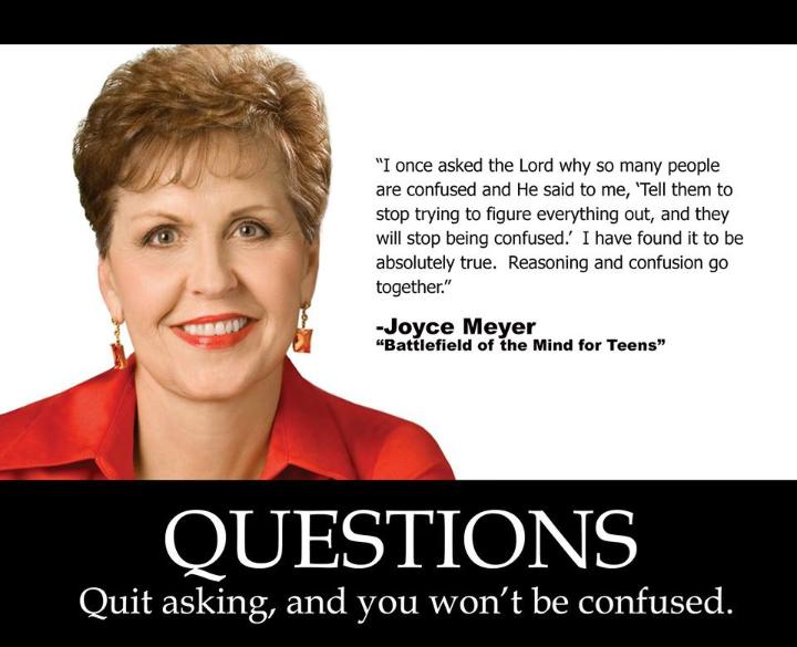 Joyce Meyer's quote #4