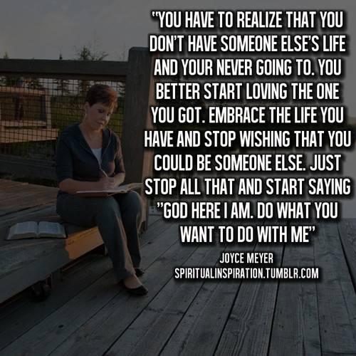 Joyce Meyer's quote #6