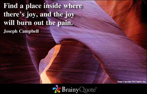 Joys quote #1