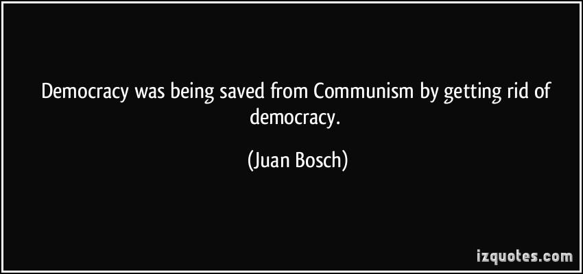 Juan Bosch's quote #1