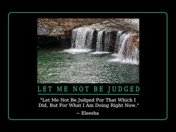 Judged quote #1