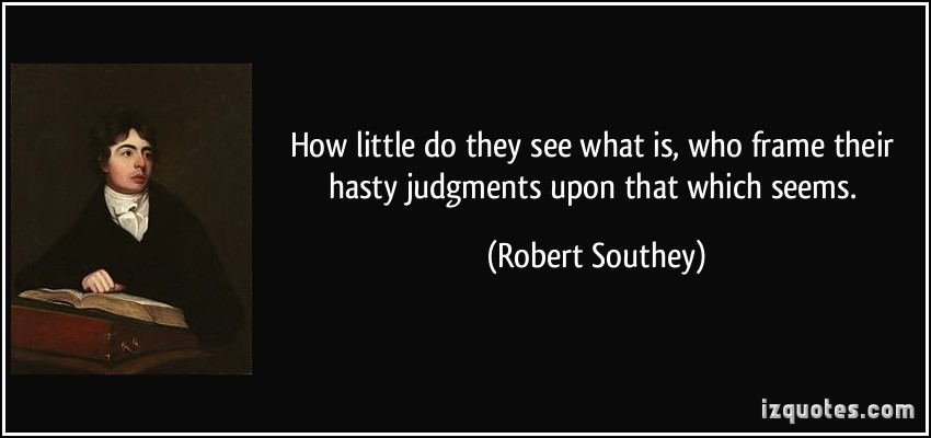 Judgments quote #5