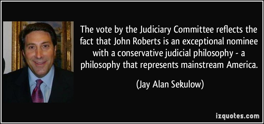 Judiciary Committee quote #1