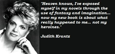 Judith Krantz's quote #3