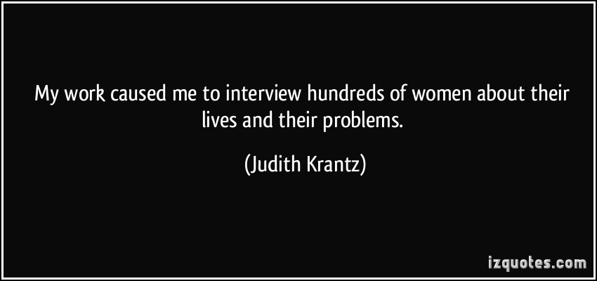 Judith Krantz's quote #4