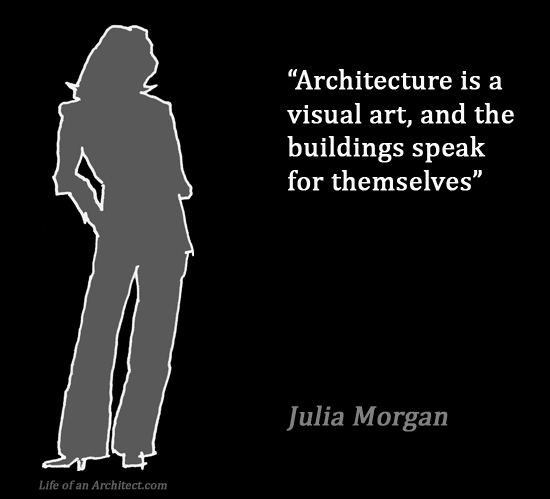 Julia Morgan's quote #5