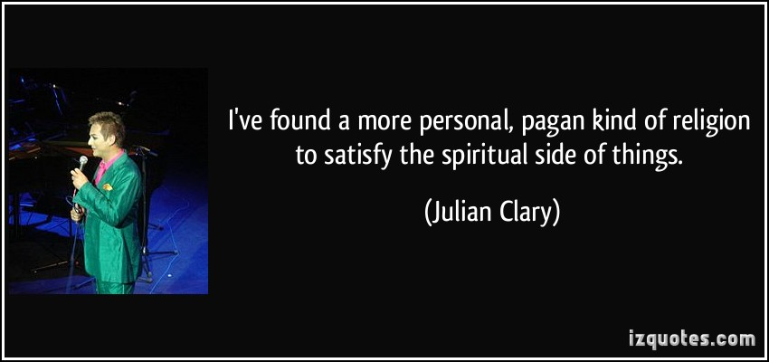 Julian Clary's quote #6
