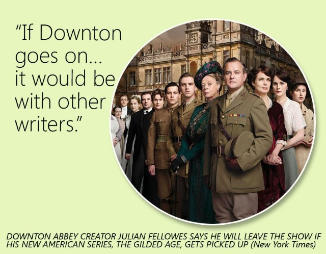 Julian Fellowes's quote #6
