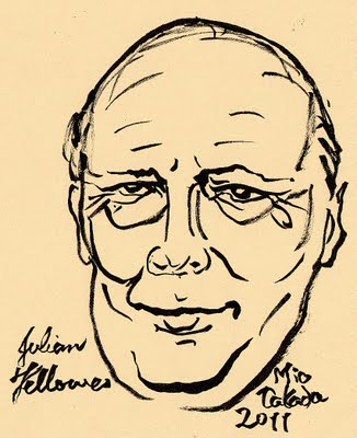 Julian Fellowes's quote #1