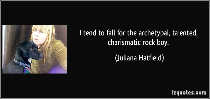 Juliana Hatfield's quote #2