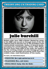 Julie Burchill's quote #5