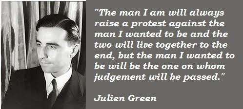 Julien Green's quote #4