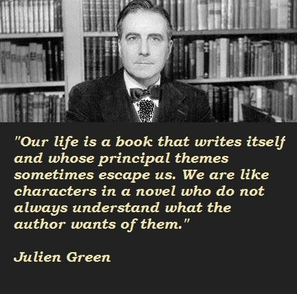 Julien Green's quote #5