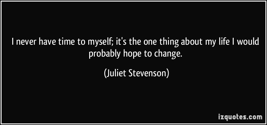 Juliet Stevenson's quote #2