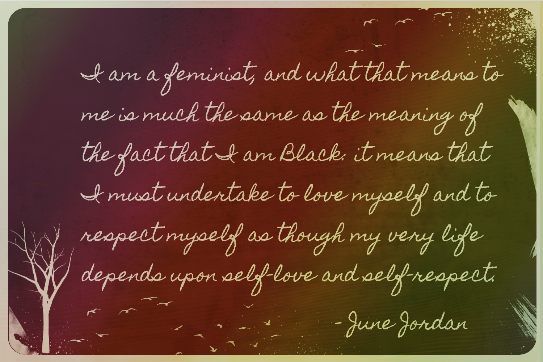 June Jordan's quote #5